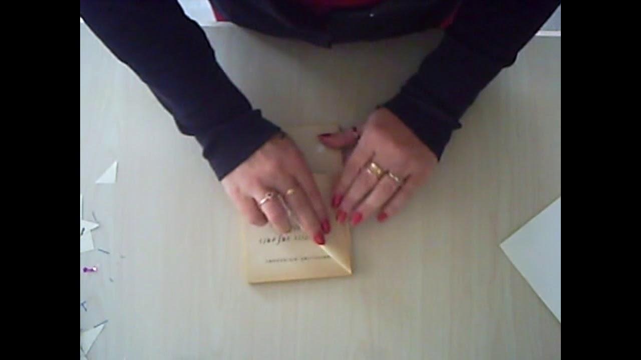 Faire Un Herisson Avec Un Livre De Poche