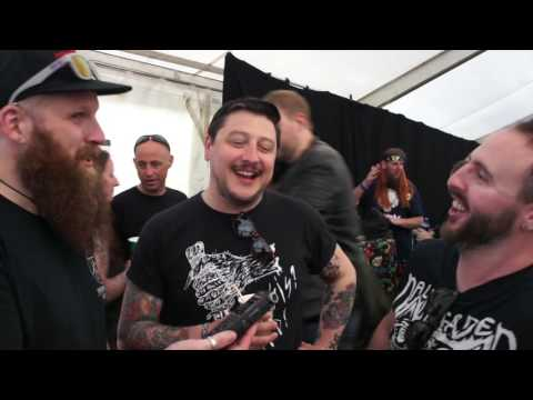 Raging Speedhorn Interview Download Festival 2016
