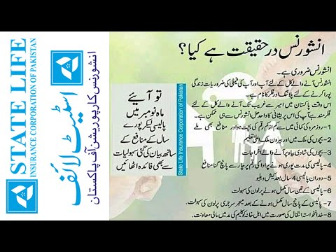State Life Insurance Saving Policy Rs 12 000 Yearly Premium And Earn 10 Lac Youtube