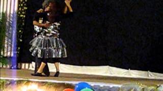 'Timtango' Performance by Bobbin & Bernie at Cooktown Wearable Art 2013 Thumbnail