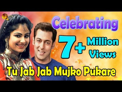 Tu Jab Jab Mujko Pukare  | Romantic Song | HD Video