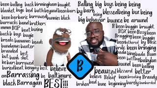 FrankPuppet VS Beleaf Epic Battle over the letter B