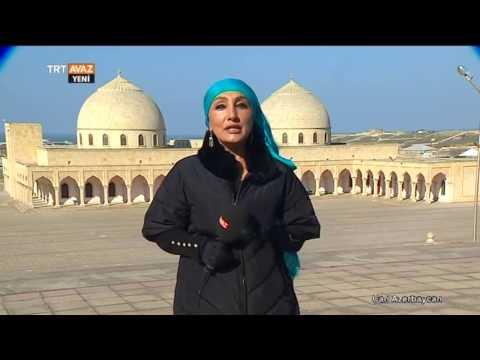 Nardaran'ı Gezdik - Can Azerbaycan - TRT Avaz
