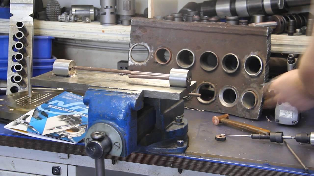 Продажа развальцовок и расширителей для труб из любого материала.