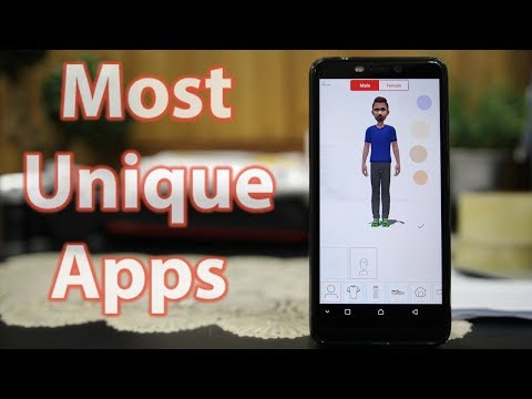 5 Unique Applications For Android 2018 Urdu/Hindi