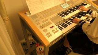 【TOKYO GIRL】 Perfume 『東京タラレバ娘』主題歌 エレクトーン演奏 (...