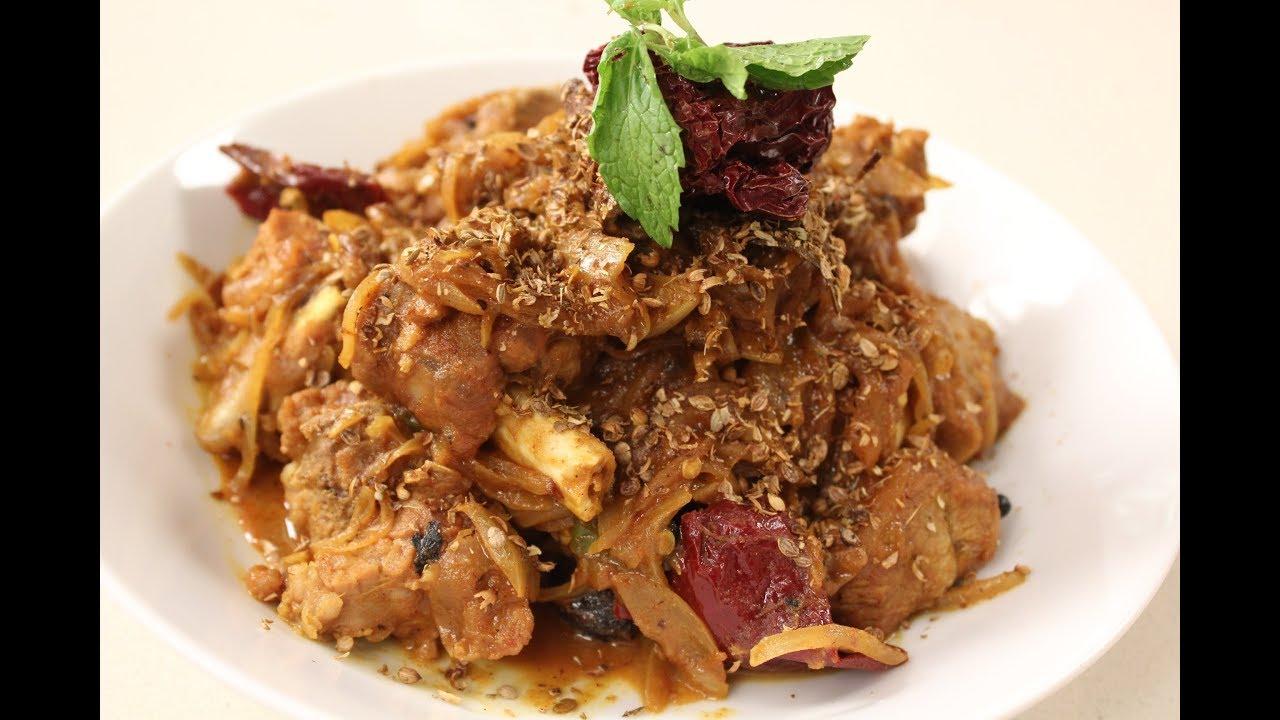 Banjara gosht indian cuisine sanjeev kapoor khazana youtube forumfinder Image collections