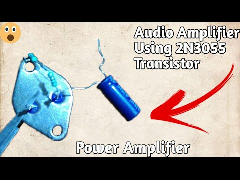 audio-amplifier-using-a-2n3055-transistor-(most-powerful)