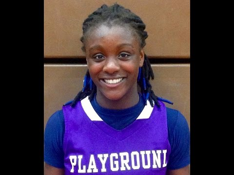 Timeah Stotts WI Playground Elite Highlights | Milwaukee School Of Languages Class Of 2016 Guard