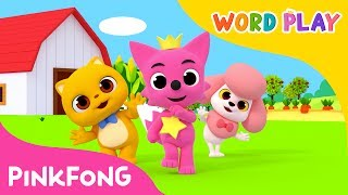 Baby Animals   Word Play   Pinkfong Songs for Children