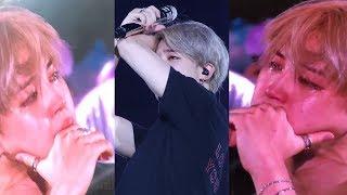 BTS Jimin Sad & Crying Moments 2018