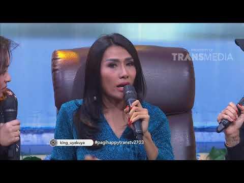PAGI PAGI PASTI HAPPY -  Harapan Melly dan Ajeng  Untuk Lucinta Luna (27/3/18) Part 4