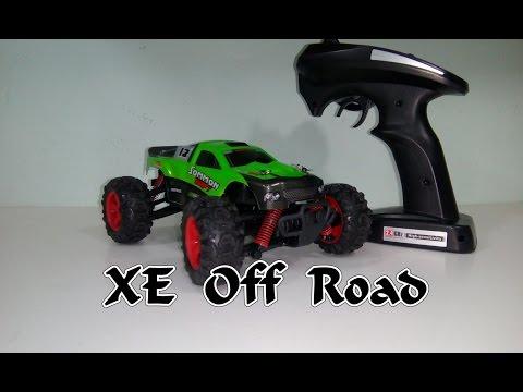 [Mở hộp - Chạy thử] Xe điều khiển 1/24 2 cầu Off Road SUBOTECH BG1510B