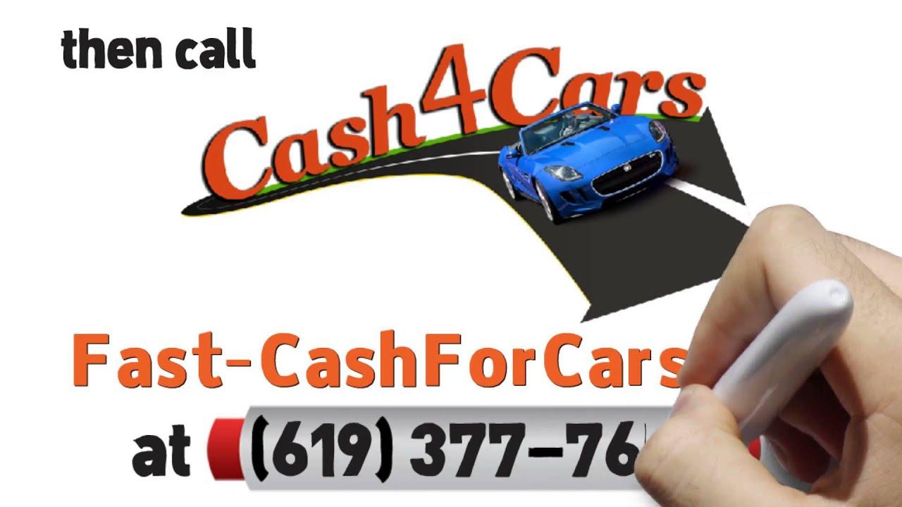 We Buy Old Cars La Jolla, 619 377 7652, $500 Over CarMax! - YouTube