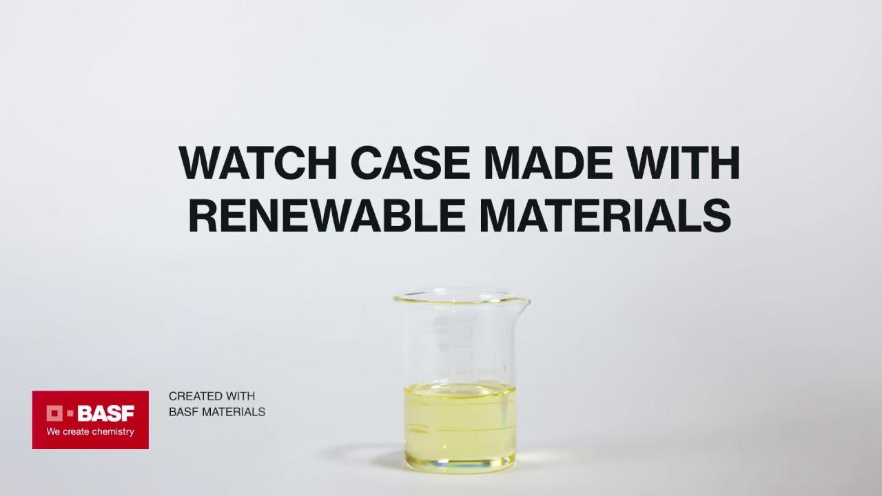 Making Time for Bio-Plastics: Mondaine Experiments with a Castor-Oil