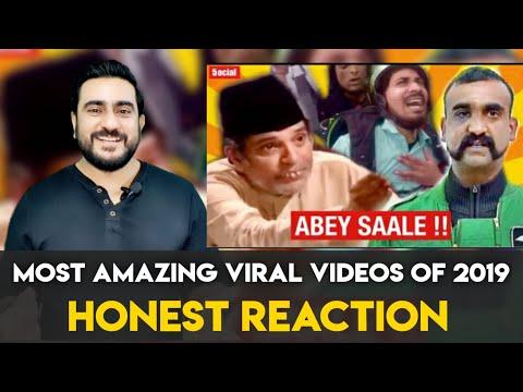 Most Amazing Viral Videos Of 2019 | Honest Reaction | IAmFawad