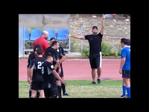Rugby Israel Cup semi final   Haifa   Tel aviv   03 11 2017