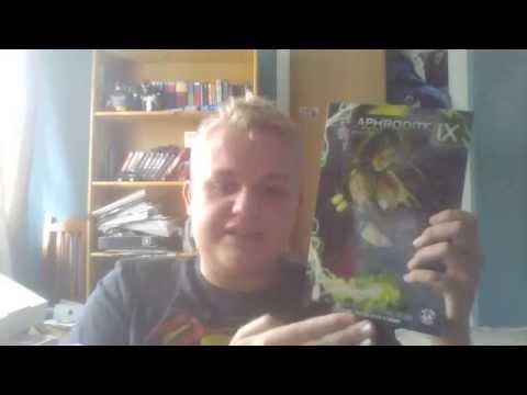 Aphrodite IX: Rebirth Vol 1 Review