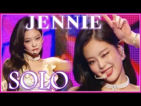 [Solo Debut] JENNIE - SOLO , 제니 -  SOLO Show Music core 20181201
