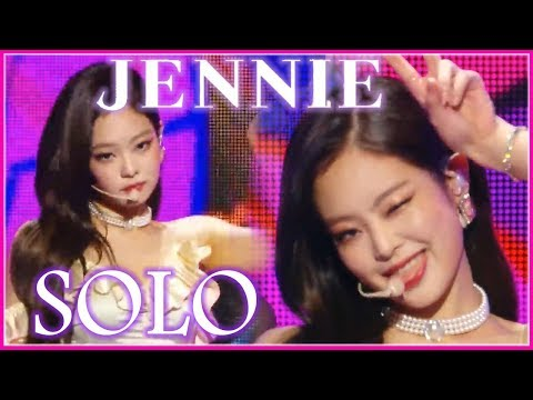 [Solo Debut] JENNIE - SOLO , 제니 -  SOLO Show Music core