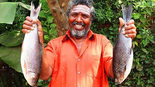 Download KENDAI MEEN KULAMBU Prepared by Daddy | Kendai Fish Curry Recipe | Lake Fish | Farmer Cooking Mp3 and Videos