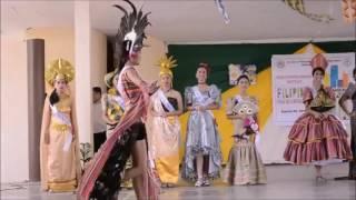 Djapmnhs Lakambini National Costume Competition Buwan Ng Wika