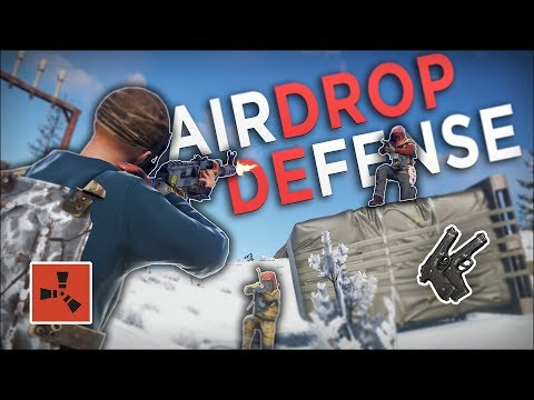 DEFENDING The AIRDROP from the LOOT HUNGRY ENEMIES! - Rust Solo Survival #3 thumbnail