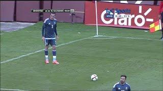 Argentina 2 - El Salvador 0 | Gol de Federico Mancuello