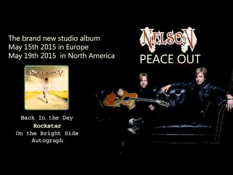 Nelson - Peace Out Trailer (Official / New / Studio Album / 2015)