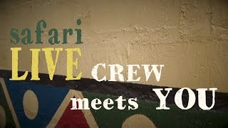 safariLIVE crew meets You: Kirk and Jackie stopped by the safariLIVE camp for a visit! thumbnail