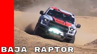 2017 Ford F 150 Raptor To Race In Baja 1000