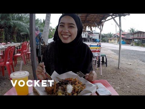 VOCKET MAKAN: Nasi Ambeng di Tanjung Karang