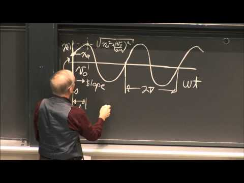 19. Introduction to Mechanical Vibration