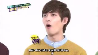 eng sub 140319 weekly idol ep 139 part 1 cnblue