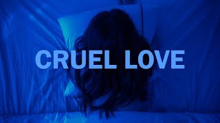 Download Teflon Sega - Cruel Love // Lyrics
