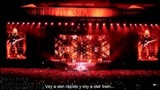 06.Madonna -  I Don't Give A (MDNA Tour Subtitulado en Español)