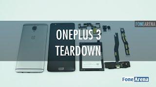 عملية تفكيك الهاتف OnePlus 3 تكشف لنا عن مكوناته الداخلية - إلكتروني