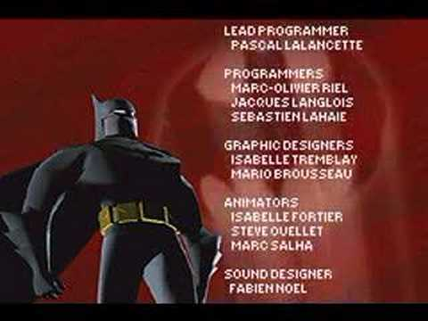 Game Boy Advance Batman Vengeance Ending Youtube