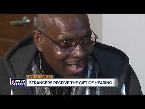 Metro Detroit doctors give the gift of hearing to strangers