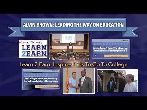 Education - Alvin Brown for Mayor 2015