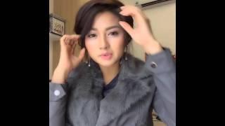 MAKE UP VÀ Hair Style Thailand .. Hướng Dẫn Làm Tóc Kiểu Hàng Mã Chỉ Chơi