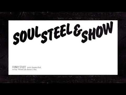 The Dutch Rhythm Steel & Showband – Funky Stuff (1975)