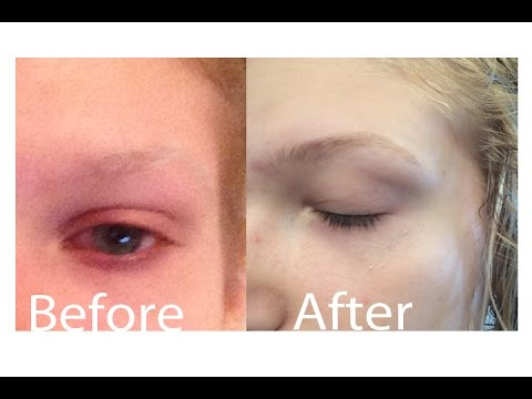 Will Castor Oil Grow Out Naturally Sparse Eyebrows