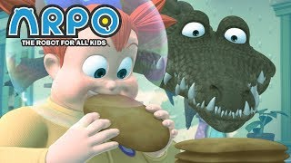 ARPO The Robot For All Kids - Water Woes | Full Episode | Cartoon for Kids