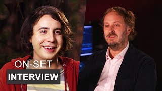 """Dora And The Lost City Of Gold (2019) On-Set Interview With """"James Bobin & Nicholas Coombe 