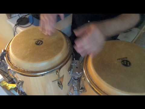 Congas FREEJAC – Manhattan by Eliane Elias