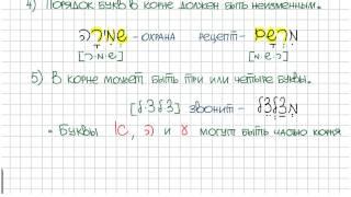 Корень в ивритских словах