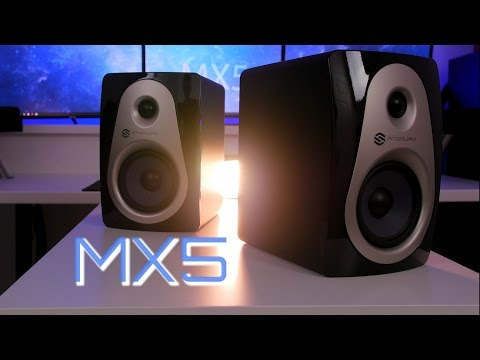 Sterling Audio MX5 Studio Monitor - Review