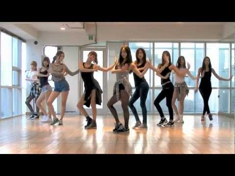 Nine Muses - Dolls Mirrored Dance Practice