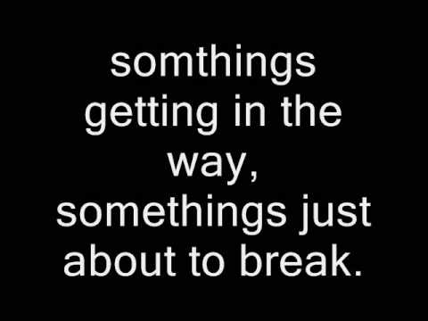 Breaking Benjamin - Diary of Jane lyrics